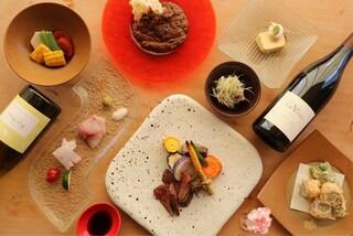 壺川 - コース料理