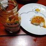 DAISO - 料理写真:【2020.5.22(金)】なめ茸をご飯にかけて頂く