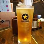 ゑびすや - ドリンク写真:◆八岐梅酒ソーダ割り ◆500円♪