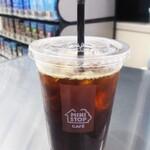 ミニストップ - ドリンク写真:アイスコーヒー
