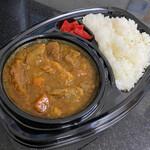 イナキッチン - 牛すじカレーライス