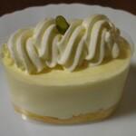 キャトーズ・ジュイエ - レアチーズケーキ