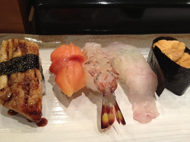寿司やまなか