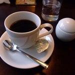 カフェ&ブックス ビブリオテーク - 珈琲