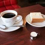 ボンボン - ブレンドコーヒー 350円
