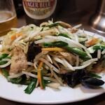たいほう - 料理写真:野菜炒め