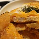 ラッキー飯店 - カツ丼