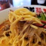 麺や天鳳 - 麺リフト