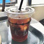 ファイブスターズ コーヒー&ベーカリー - 水出しアイスコーヒー400円+税