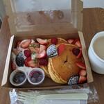 pancake cafe mahalo -