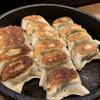 鉄なべ - 料理写真:焼き餃子(2人前)