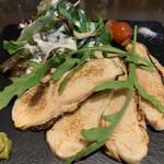Kicchinandochikimpepuchido - 低温熟成肉!華味鳥のむね肉グリル