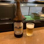 鉄なべ - 瓶ビール
