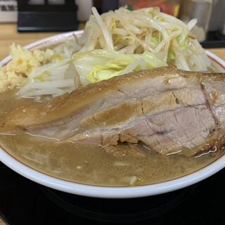 白龍 - 料理写真:ばさろう麺