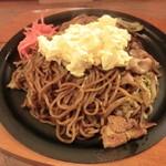 富士宮焼きそばこころ - 肉入り富士宮焼きそば(中盛)
