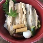 130540185 - 穴子の煮詰め丼@980円