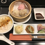 石鍋料理 健 - お勧め点心セット 850円
