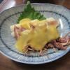 手打蕎麦 みたか - 料理写真:「ホタルイカと山うどの酢みそ和え」