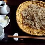 手打ちそば はせ川 - 料理写真: