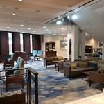 ホテル サンライフガーデン - ホテルロビー