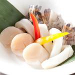 焼肉処 東風 - 海鮮盛 1,554円