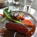 イグレック ベガ - フランス産鴨胸肉のロティ