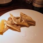 レストラン ワイワイ - 川魚のフリット盛り合わせ650円