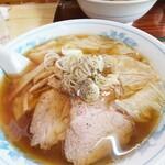 130550670 - わんたん麺