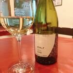トラットリア ジュリエーゼ ダ エンメ - 今日は国産の白ワインありました