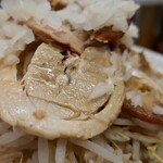 ラーメン麺徳 - ラーメン(680円)