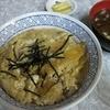 小政食堂 - 料理写真:かつ丼