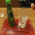 CAFE HAYASHIYA - アップルダイザー