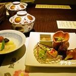 白玉の湯 泉慶 - 料理写真:
