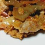 130569843 - 豚肉キムチ炒め(アップ)