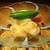 もと井 - 料理写真:先付:白無花果、帆立の炙り、えんどう の新玉ねぎドレッシングかけ。 新玉ねぎのドレッシングが良いですネ! 帆立は 表面が炙ってあり、なかはレアそのもので 貝柱の繊維を感じられるプリッとした食感が堪りません!     2020.05.09