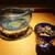 もと井 - ドリンク写真:冷酒・徳利:蓬莱泉 空 純米大吟醸 秘蔵酒十年熟成 1,000円(税別)。     2020.05.09
