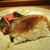 もと井 - 料理写真:お造り:初ガツオの藁焼き、アオリイカ、さわら炙り、鯖寿司 を、エシャレットとポン酢、醤油 で頂きます。 どれも美味しいですが、特に 鯖は脂がよくのっていて、鯖寿司がメチャ美味しかったです!     2020.05.09