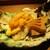 もと井 - 料理写真:イサキと筍の山椒煮:イサキの上には、卵黄で作られたタレに雲丹がタップリと使われています。 良い味付けがされていて、雲丹の お味が引き立てられています。     2020.05.09
