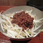 原宿餃子樓 - 肉もやし