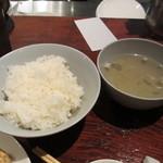 原宿餃子樓 - ご飯 スープ付き
