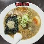 麺道蘭 二戸店 - にぼし