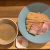 いかれたヌードル フィッシュトンズ - 料理写真:【限定】煮干しつけ麺¥1000