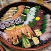 幸寿司 - 料理写真:出前握り5人前