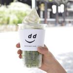 ディアンドデパートメント - ソフトクリームやあんこもお好みでトッピングできます。