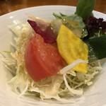 えんや - 料理写真:サラダ