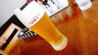 白楽天 - 生ビール