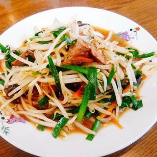 白楽天 - 料理写真:レバニラ炒め