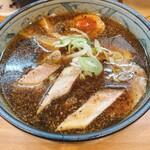 kogashinegira-mennegijirou - 醤油ラーメン