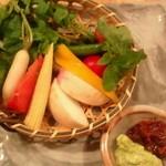 13058271 - 野菜の冷製