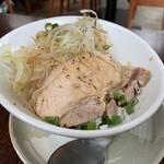 豚さんち - ミニチャーシュー丼